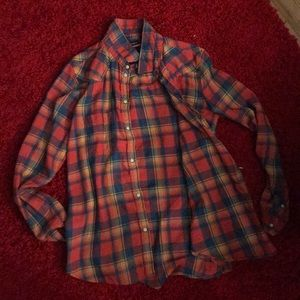 Really cute American Eagle flannel!!